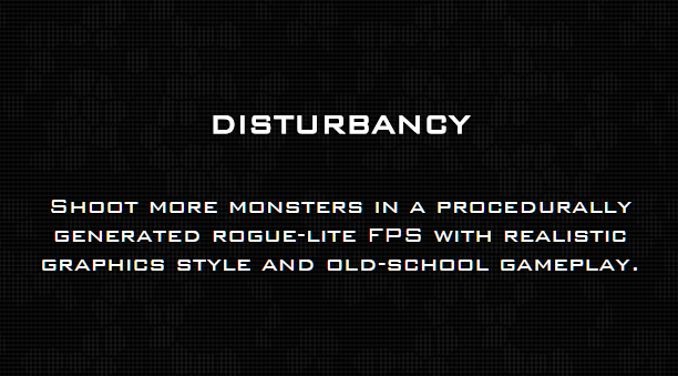 Disturbancy Teaser